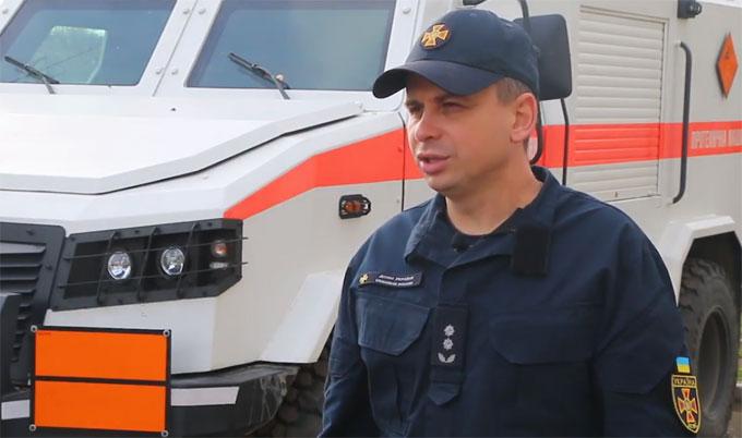Спасатели Донетчины получили новые автомобили