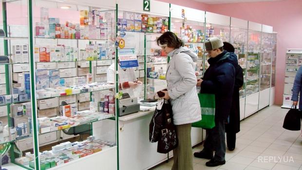 Украинский поход в аптеку становится не по карману