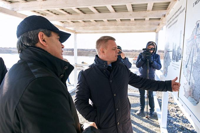 В Краматорске запустили второй региональный полигон твердых бытовых отходов