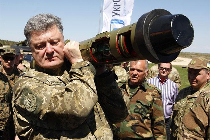 Украина не попала в топ 25 стран с сильнейшей армией мира