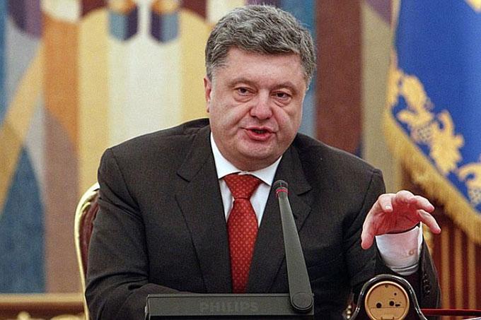 Порошенко призвал украинцев готовиться к трудностям