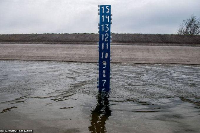 Для кого вода в Крыму?