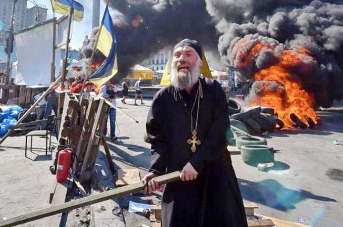 Религиозная война в нерелигиозной стране