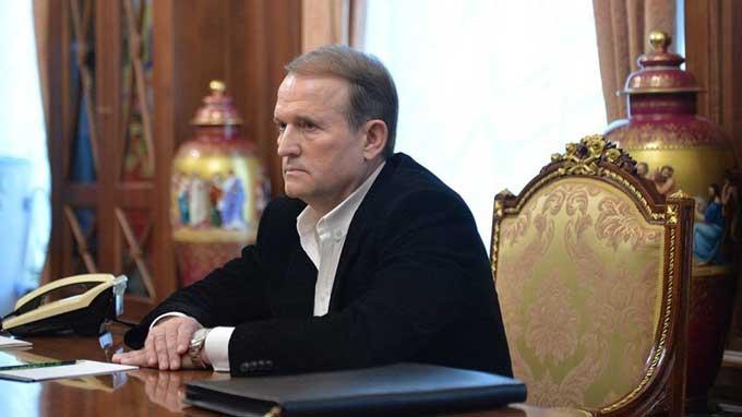 Медведчук предложил создать автономный регион Донбасс в составе Украины
