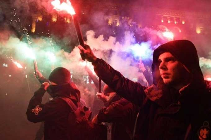 Выборы в стране погромов. Во что превратили Украину
