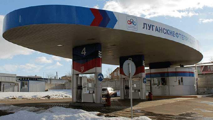 В ЛНР подешевеет бензин на один день