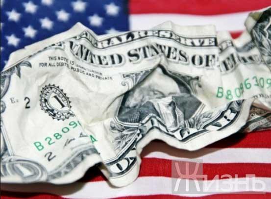 США находятся на пути к дефолту?