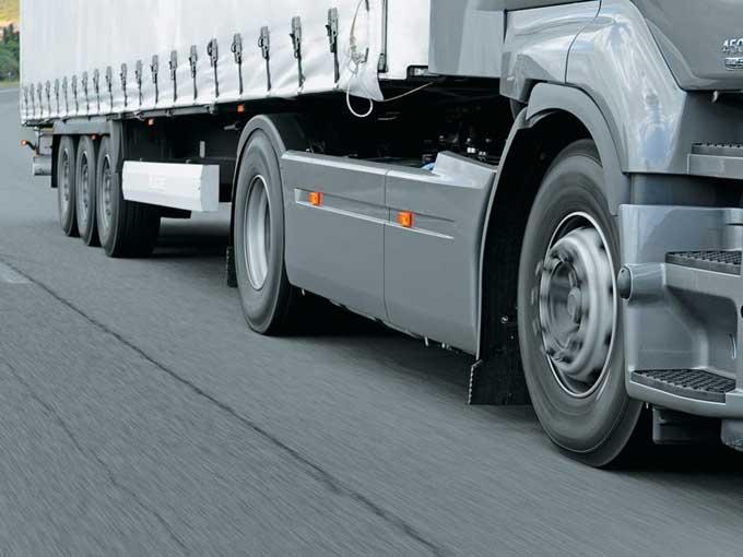 Правильно выбираем грузовые шины