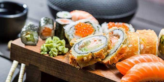Доставка суши от «ЯпонаХата» - лучшее решение