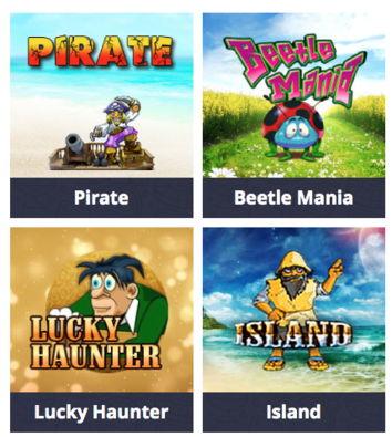 Ігрові автомати pirates islands