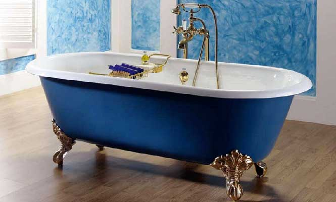 Объективный взгляд на чугунные ванны от «SanTechShara»