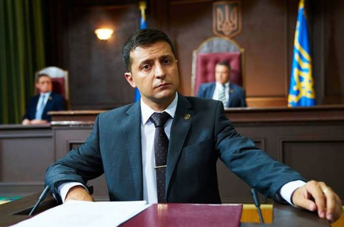 Новые лица: контрабанда президента Зеленского