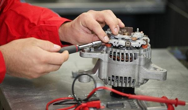 Профессиональный ремонт и обслуживание стартеров и генераторов