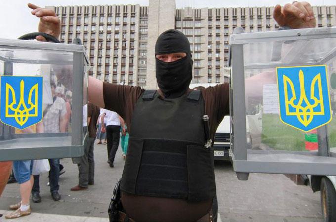 Украина послевыборная: Кремлевские сценарии дестабилизации