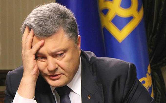 Bloomberg: Донбасс — дело рук Порошенко
