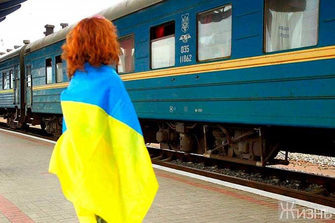 Зеленский хочет оставить Украину без железных дорог