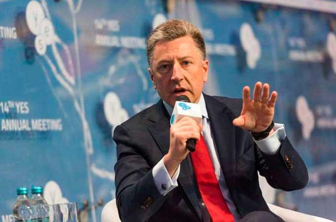 Волкер решил помочь Путину «легко» уйти с Донбасса