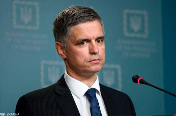 """Министр иностранных дел подтвердил что согласовал """"формулу Штайнмайера"""""""