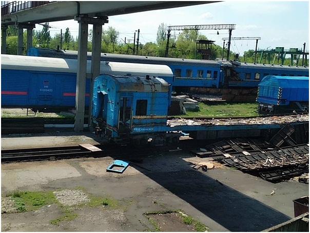 Работников железной дороги ДНР переводят на 4-дневку