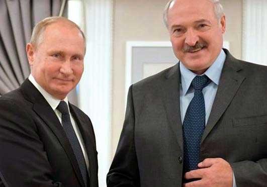 Лукашенко сдает Путину Белоруссию – названы сроки