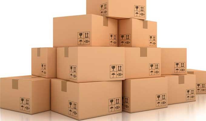 Применение картонной упаковки