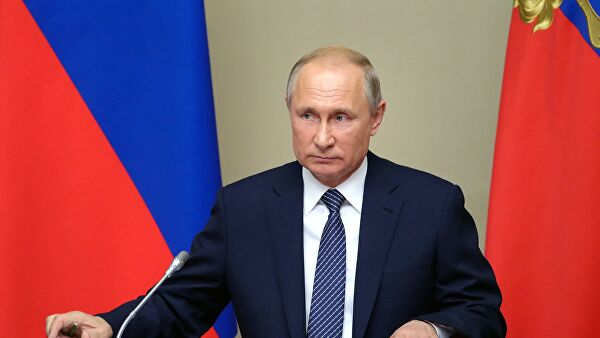 Путин предложил развести войска по всей линии соприкосновения на Донбассе