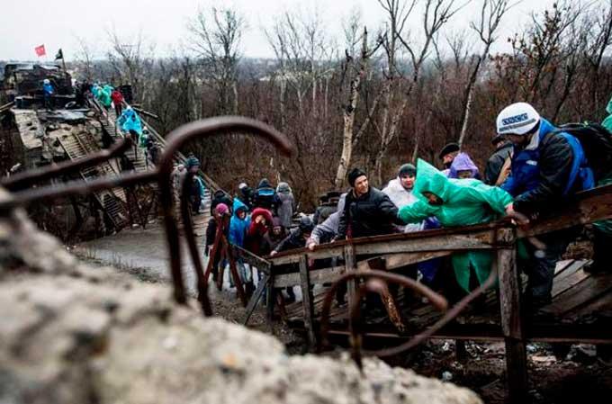 СНБО рассматривает 5 сценариев реинтеграции оккупированного Донбасса