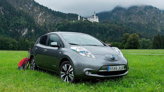 Nissan Leaf. Мобильность будущего