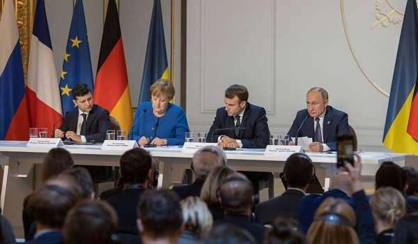 Кремль предъявил Украине новые условия для проведения саммита в «нормандском формате»