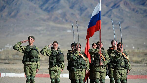 Россия занимает второе место в мире по множеству их армии