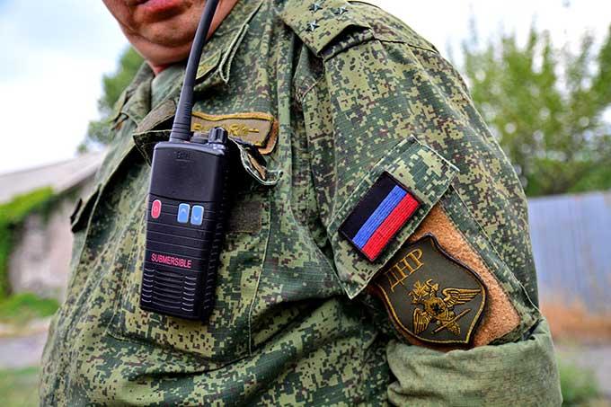 Командиры ДНР плевали на своих подчиненных