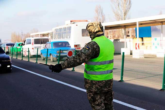 С 1 марта КПВВ Донбасса меняют график работы