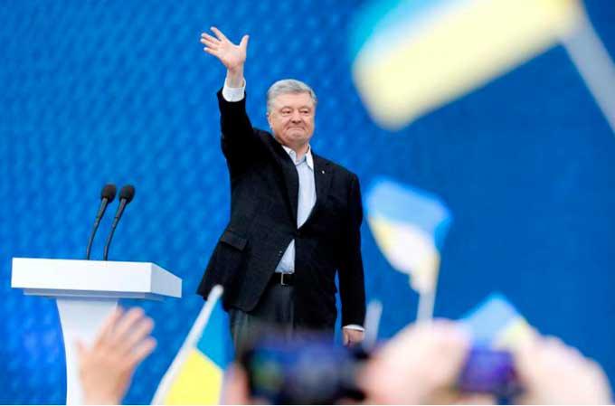 Порошенко попрощается с Украиной уже в этом году – астролог
