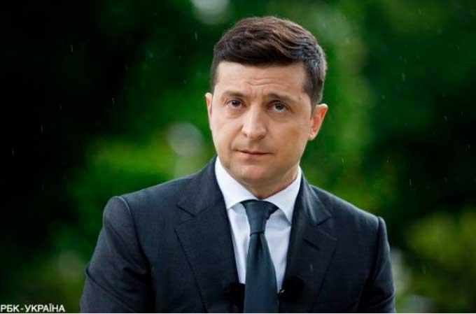 В Украине могут легализовать частные армии: Зеленский внес свое предложение