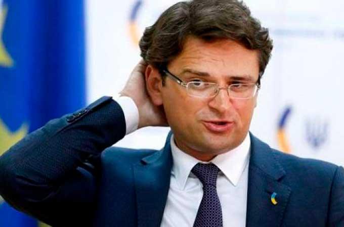 Кулеба назвал главную «красную линию» по Донбассу