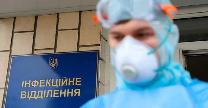 И снова рост. В Украине зафиксировано более 800 случаев заболевания коронавирусом
