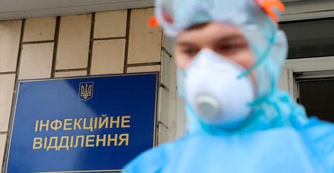 Почти на 500 человек меньше. В Украине за сутки COVID-19 заболели 1008 человек