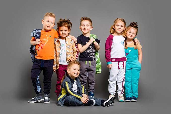 Оригинальная и качественная детская одежда