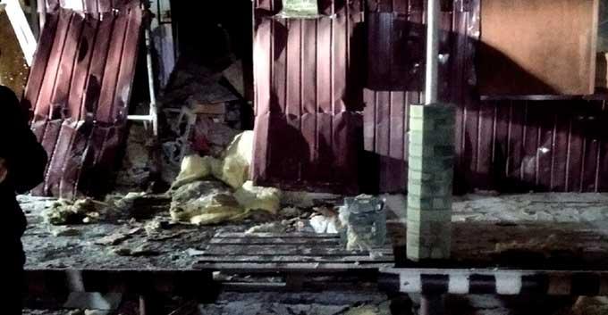 В ДНР из гранатомета выстрелили в овощной киоск