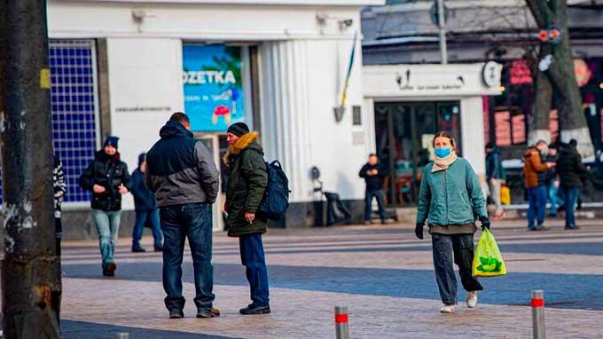 Коронавирусный прирост в Украине опустился ниже отметки 5000 случаев в сутки