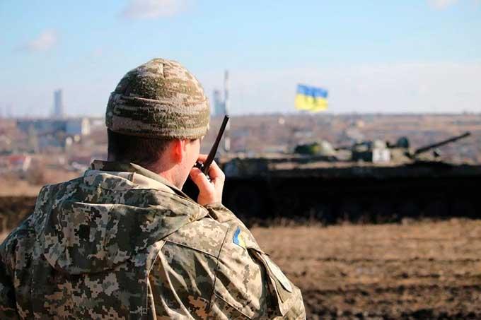 Официально: ВСУ готовит наступление на Донбасс