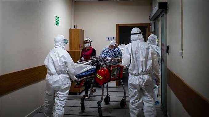 В ДНР от коронавируса умерло более двух тысяч человек