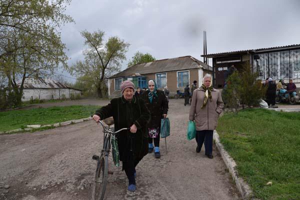 Зеленский обновит села Донбасса