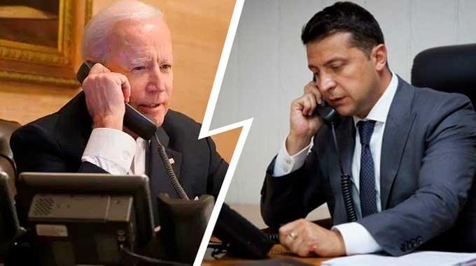 Байден и Зеленский поговорили: что это значит для Донбасса