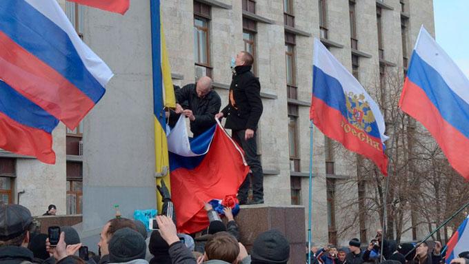 В этот день 2014 года Луганск и Донецк оказались в оккупации, а Харьков чудом избежал их судьбы