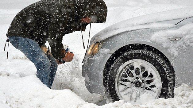 Синоптик объяснила, почему Украину засыпает снегом и когда потеплеет