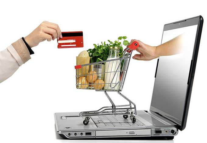 Доставка продуктов питания из супермаркета: достоинства услуги