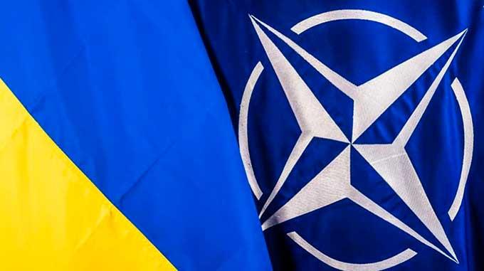 Украина вступает в НАТО?