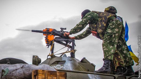 Конфликт на Донбассе будет заморожен. Выйти из ситуации невозможно
