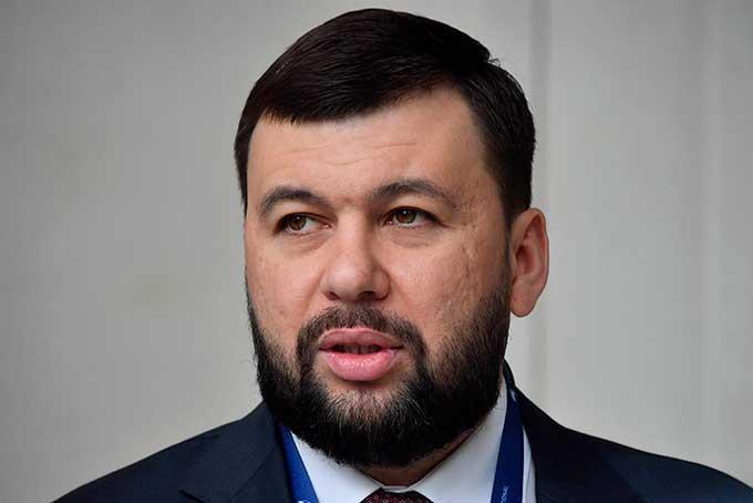 Пушилин: КПВВ с Украиной открывать не планируем